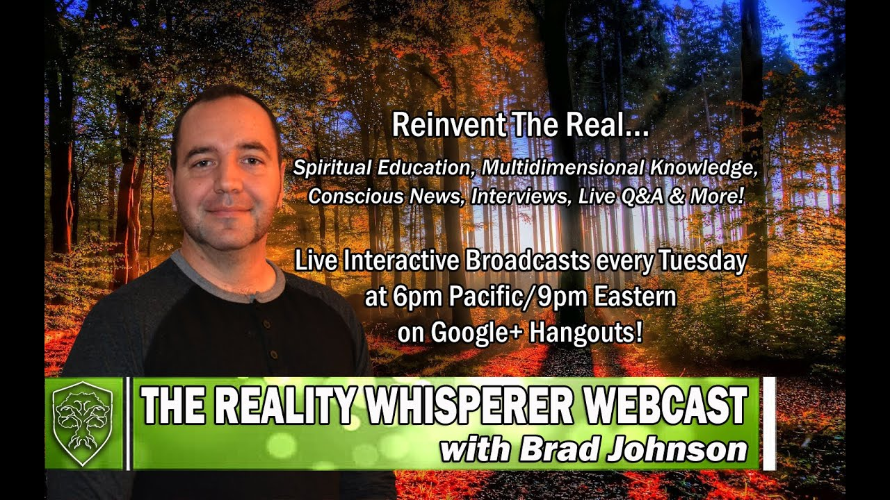 The Reality Whisperer Webcast: The Force, Radionics & The Paranormal