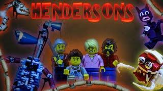 LEGO мультфильм ХЕНДЕРСОНЫ все серии / THE HENDERSONS all episodes horror stop motion