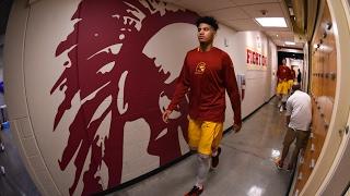 USC Men's Basketball - Bennie is Back