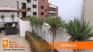 VENTA DE DEPARTAMENTO PENTHOUSE TRIPLEX MIRAFLORES LIMA, PERU