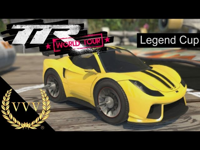 Table Top Racing World Tour Legend Cup
