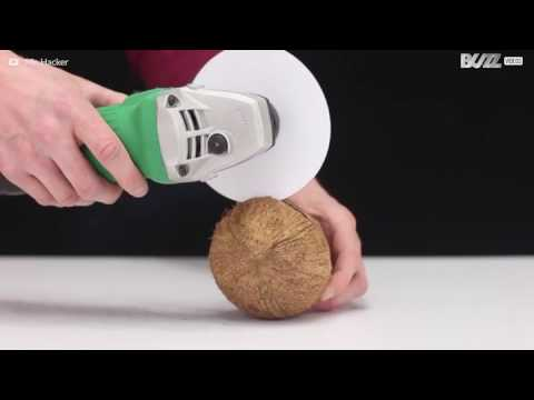 Thumbnail: PAPER can Cut through the Hard Shell of a COCONUT!