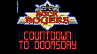 1. Buck Rogers: Countdown to Doomsday