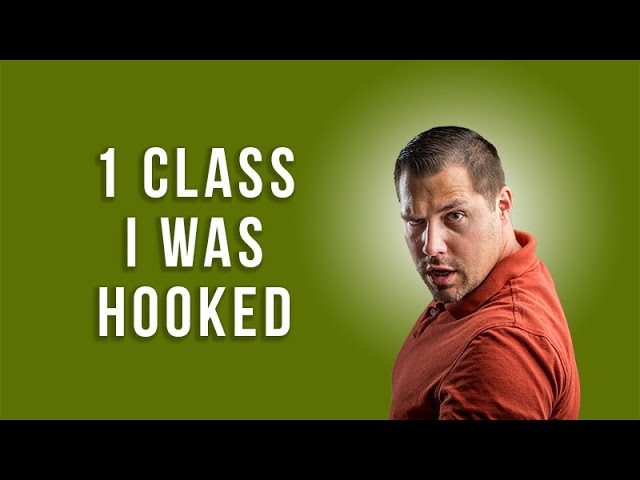 1 Class I Was Hooked with Danny Weiss