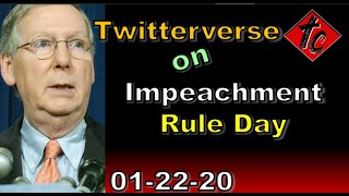 Twitterverse on Impeachment Rule Day - Truthification Chronicles