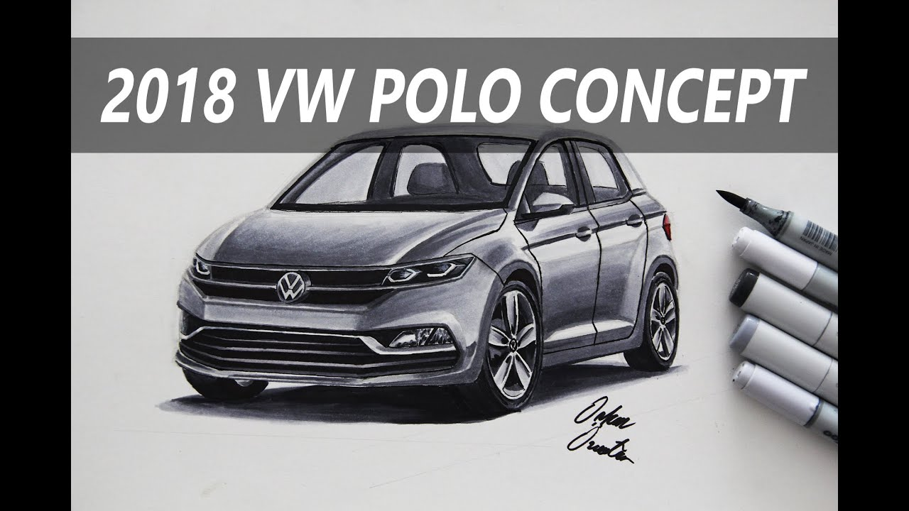 2018 volkswagen vw polo design tasar m youtube. Black Bedroom Furniture Sets. Home Design Ideas