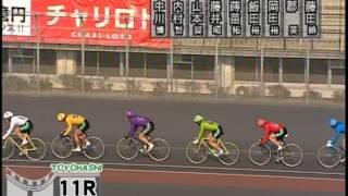 平成24年4月17日に豊橋競輪で行われたオーナーズレースです。 女優、平...