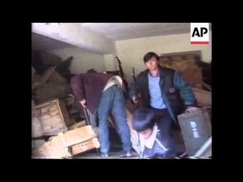 ALBANIA: UN AMNESTY ON LOOTED WEAPONS