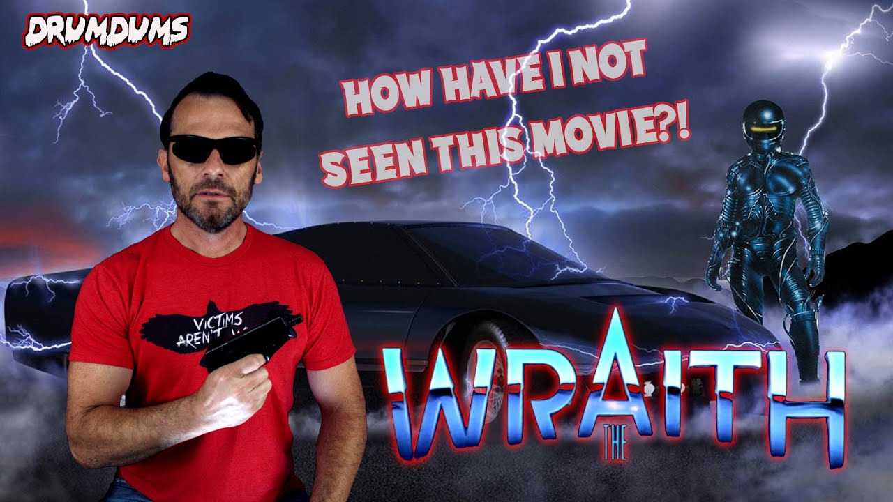 Download The Wraith 1986 Review (SciFi Action) How Have I NOT Seen This Movie?!
