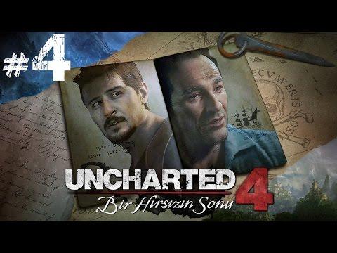KARDEŞLER İŞ BAŞINDA ! | Uncharted 4 : A Thief's End Türkçe Bölüm 4