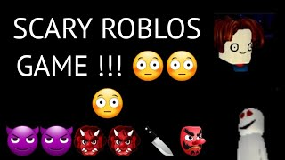 "ROBLOX Creepy Game ""Smile!"""