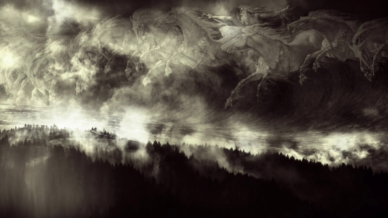 WOLVES IN THE THRONE ROOM  Angrboda Official Audio