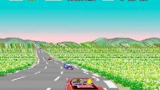 Game | Arcade Longplay 180 OutRun | Arcade Longplay 180 OutRun