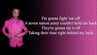 Marcus Collins - Seven Nation Army Lyrics (HD)