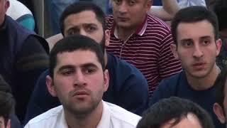 Hacı Şahin Həsənli - Şaban ayının fəzilətləri. (Vədolunmuş) 2018.