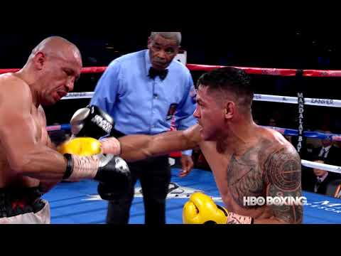 Fight highlights: Orlando Salido vs. Miguel Roman (HBO World Championship Boxing)