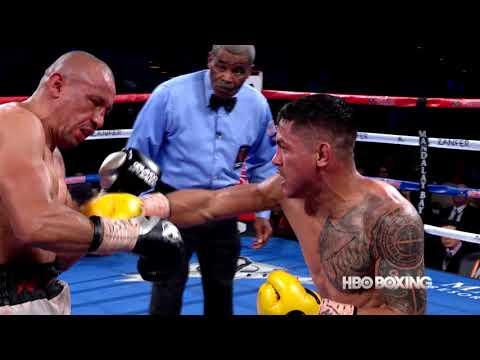 Fight highlights: Orlando Salido vs. Miguel Roman (HBO Boxing After Dark)