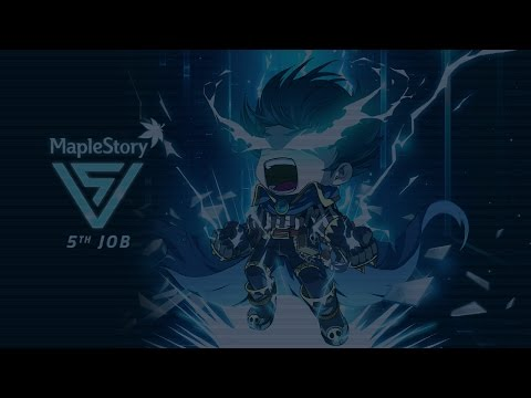 MapleStory V – 5th Job Skills Showcase