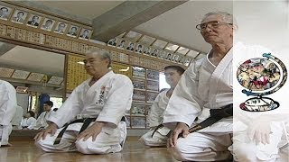 Do These Japanese Pensioners Have The Secret To A Healthy Old Age?