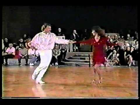 Steve Reiling & Judy McLeod - US Open 1995 Showcase Finals