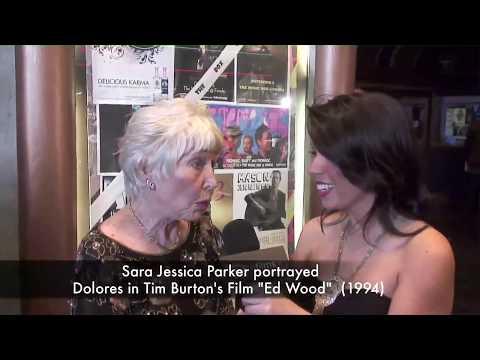 Dolores Fuller ,Ed Wood , LA Music Awards 2008, Rose Arzate