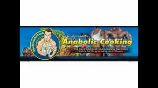 Anabolic Cooking Bodybuilding | Muscle Building Cookbook