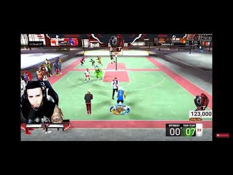 NADEXE XT & DNELL XT vs Grinding DF (XT Vs DF) NBA 2k20