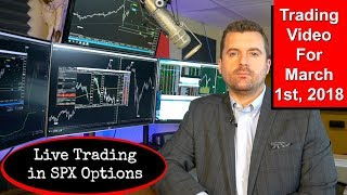 Live Trading in SPX Options - Short, But Bear Market Over?