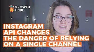 Instagram API Changes: The Danger of Relying on a Single Channel