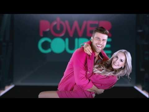 """Marcelo """"Ié Ié"""" e Julia Zangrandi estão prontos para o Power Couple Brasil"""
