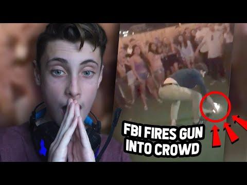 Backfliping FBI shoots into crowd! - Random Reddit News
