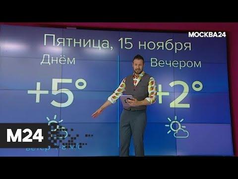 """""""Погода"""": ясная погода ожидается в Москве 15 ноября - Москва 24"""