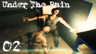 GRAUSAME MUTANTEN | UNDER THE RAIN (DEMO) #02 | LET'S PLAY INDIE HORROR | FACECAM