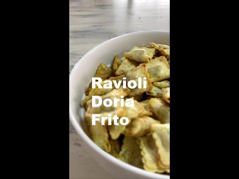 Receta Ravioli en Air Fryer