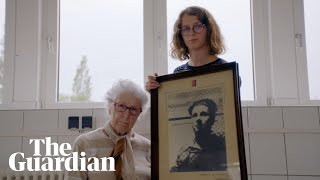 The 90-year-old French Resistance fighter confronting fascism and family trauma