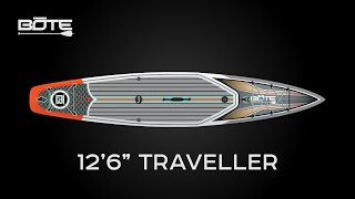 BOTE 2016 Traveller 12' 6