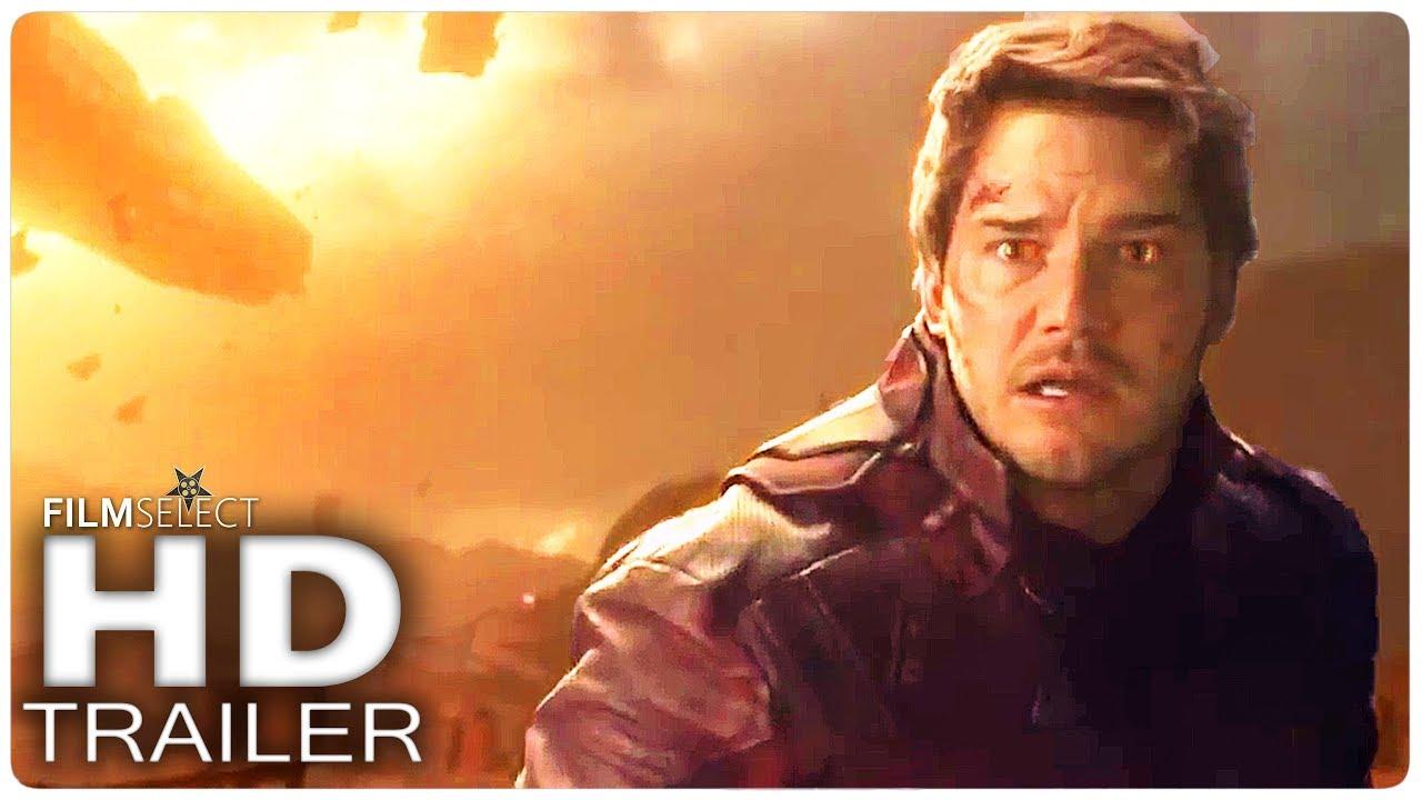 avengers infinity war: star lord is afraid trailer (2018) - youtube