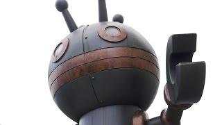 アンパンマンミュージアム【香美市立やなせたかし記念館】☆ アンパンマンおもちゃアニメ Anpanman