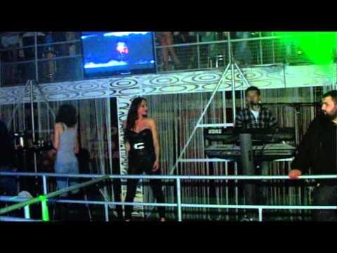 Anabela live @ CLUB SAN MARCO Zrenjanin