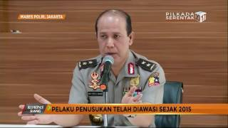 Penusuk Kapolsek Tangerang Telah Diawasi Sejak 2015