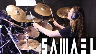 My Saviour - SAMAEL - drum track (Album Passage)