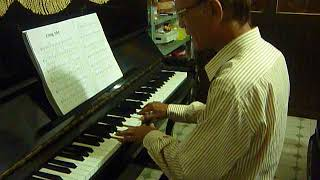 Long me - Dem hat piano
