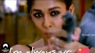Kannu athu gun mathiri kannam athu banu Song for Nayanthara | Hip-Hop Aadhi