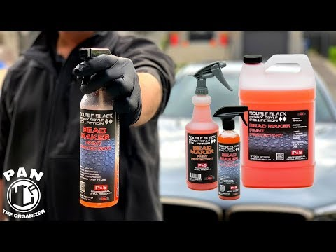 P&S BEAD MAKER : THE BEST SPRAY SEALANT !!  (REVIEW)