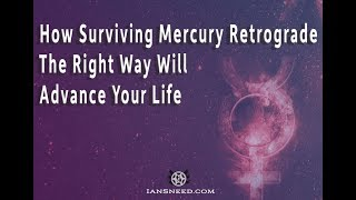 MERCURY IS STILL IN RETROGRADE FOR 3 MORE WEEKS