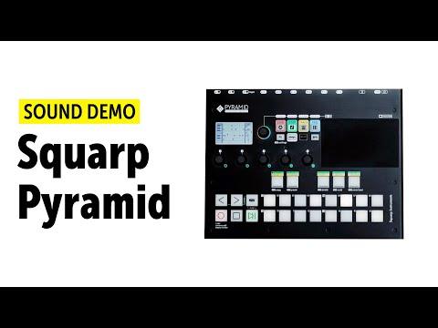 Squarp Instruments Pyramid (no talking)