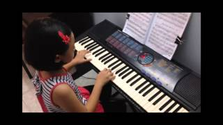 Girl you are my love - Organ by Linh Bui