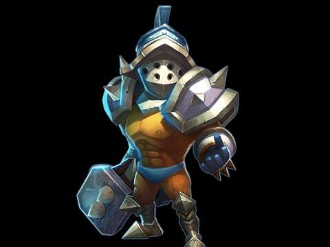 Castle Clash #4 Level 20 Heroes!