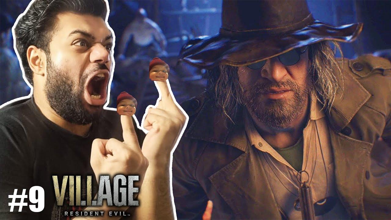 Is Bande Ki Maa Ki Bhoot 😡 | Resident Evil 8 Village | Part 9 !!!