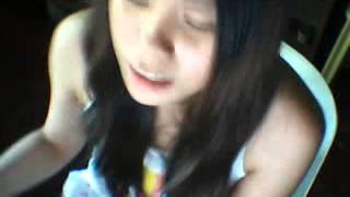 Me Singing Jar Of Hearts - Christina Perri (Cover)